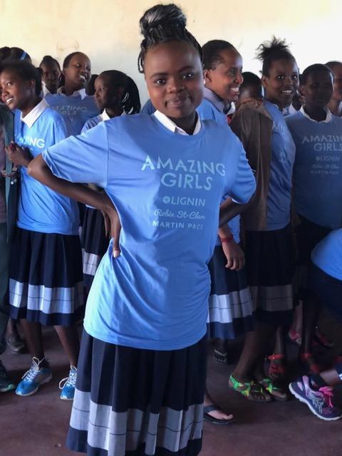 Amazing Masaii Girls Projekt